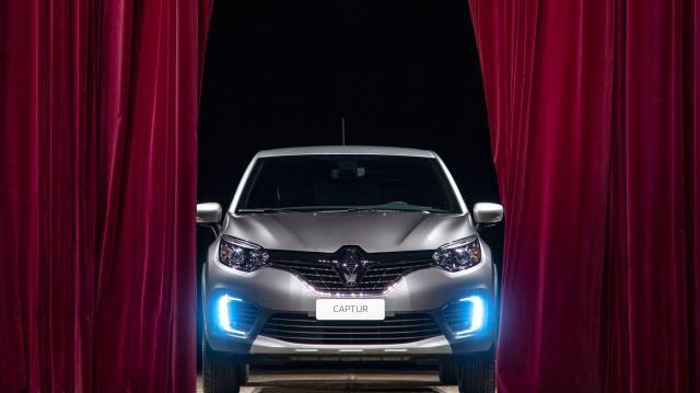 Renault faz o lançamento de uma versão limitada do Captur.