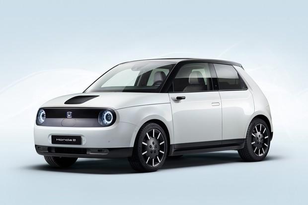 Honda E, o novo elétrico