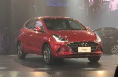 Novo Hyundai HB20 chegará nas concessionárias esse mês.
