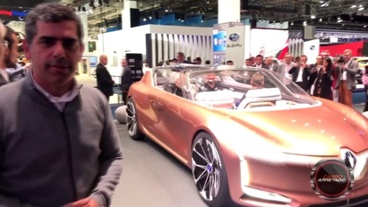 Confira os carros conceito mais importantes dos últimos anos.