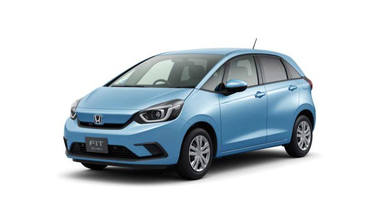 Novo Honda Fit 2020 foi apresentado no Salão do Automóvel de Tóquio.
