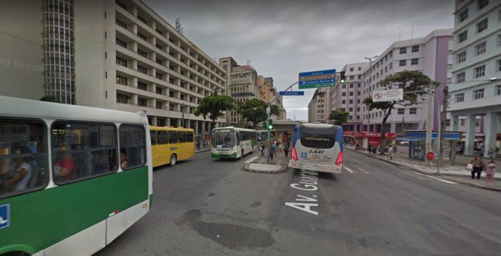 aplicativo para transporte público