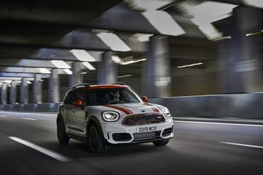 Novo modelo da Mini será lançado no Brasil ainda este ano.