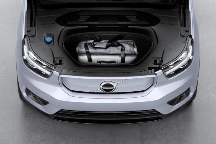 Veja a versão elétrica do Volvo XC 40.