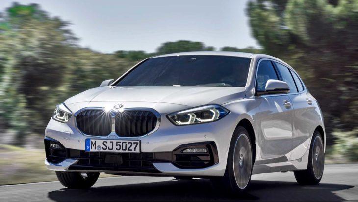 BMW Série 1 chega ao Brasil.