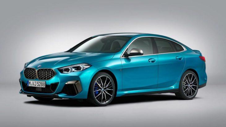 BMW Série 2 Grand Coupe estreará no Salão de Los Angeles.