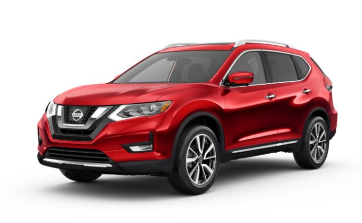 Modelo da quarta geração do Nissan X-Trail tem visual projetado.
