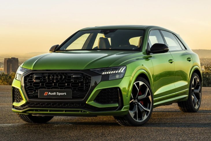 Audi RS Q8 virá para o Brasil entre 2020 e 2021.