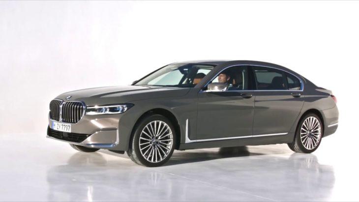 BMW confirma Série 7 híbrido no Brasil.