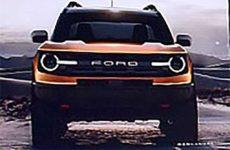SUV Ford Adventurer deve chegar ao Brasil em 2021.
