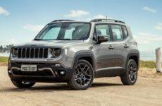 Jeep Renegade foi o SUV mais vendido de outubro.
