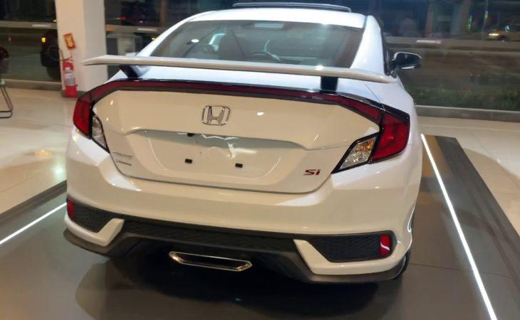 Novo Honda Civic Si é um esportivo de respeito e merece ser visto.