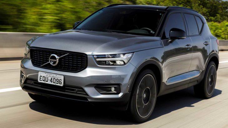 Carros seminovos da Volvo começarão a ser vendidos no Brasil.