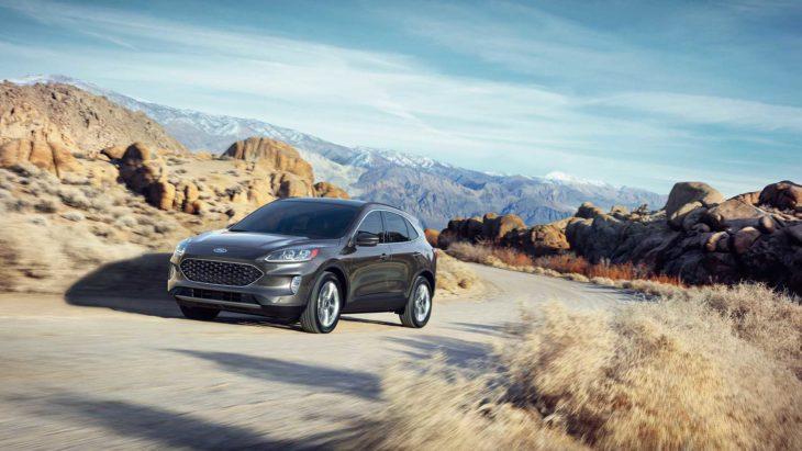 Ford Escape Hybrid deve chegar ao Brasil em 2020.