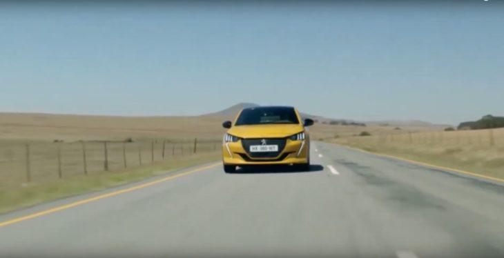 Novo Peugeot 208 vem para o Brasil.
