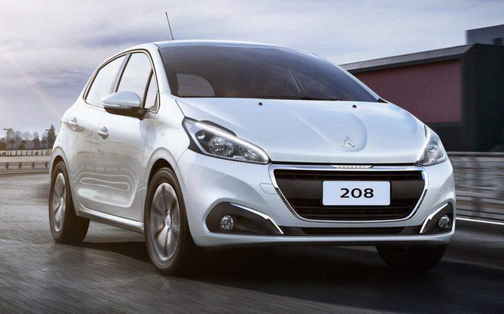 Grupo PSA via reduzir gama do atual modelo do Peugeot 208.