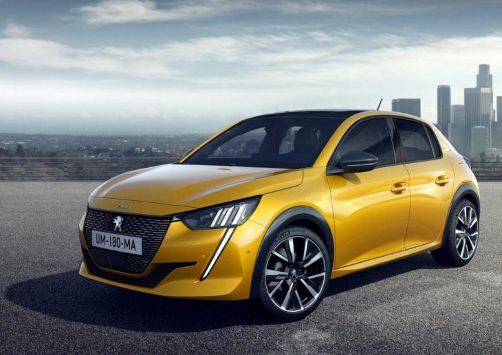 Novo Peugeot 208 será produzido na Argentina e virá para o Brasil em breve.