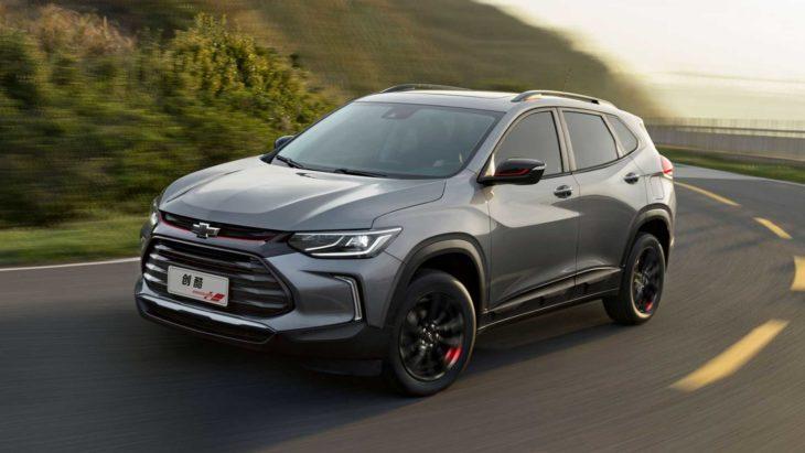 Novo Chevrolet Tracker será produzido no Brasil.