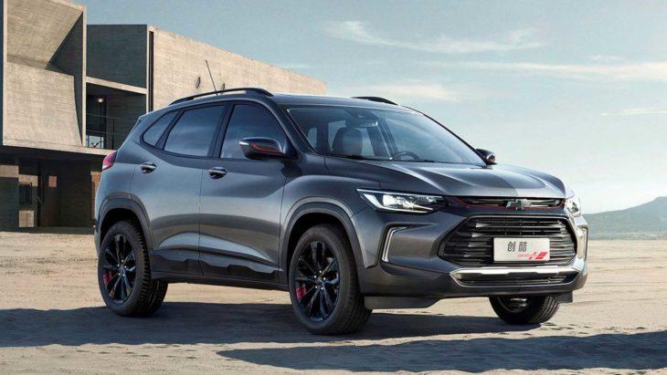 Saiba tudo sobre o novo Chevrolet Tracker 2020.