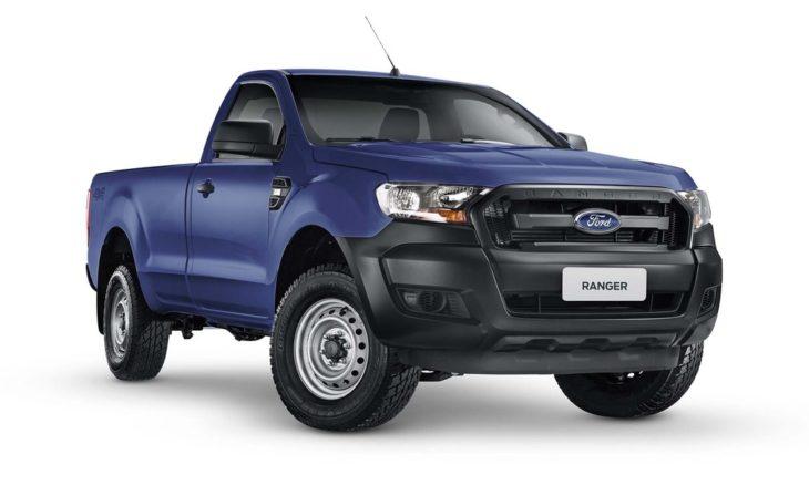 Ford oferece descontos em alguns modelos.