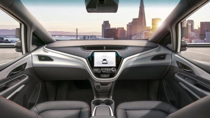 General Motors quer lançar carros autônomos nos EUA em 2020.