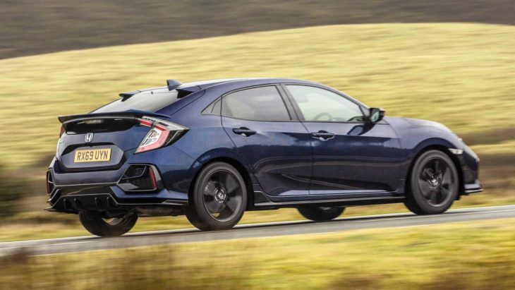Honda lança nova versão do Civic no Reino Unido.