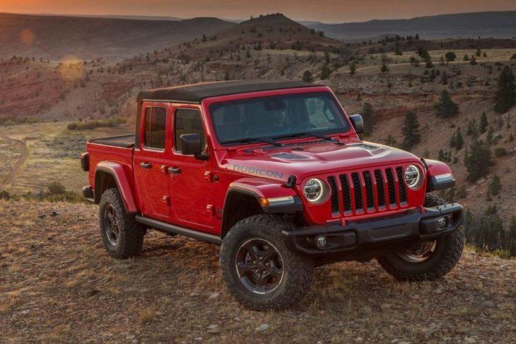 Nova Picape Jeep Gladiator será lançada no Brasil em 2020.