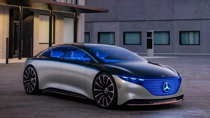 Mercedes vai lançar seu primeiro sedan elétrico