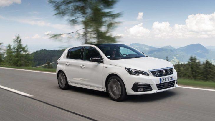 Peugeot vai lançar versão híbrida e elétrica do 308.