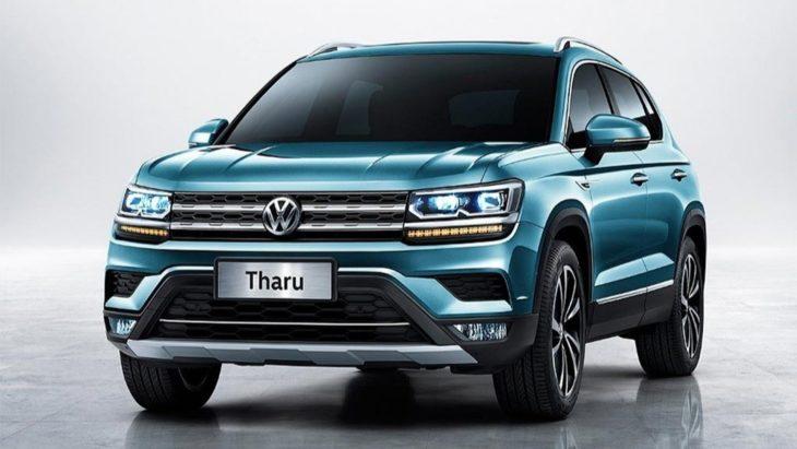 Volkswagen vai lançar mais um SUV. Seu nome ainda não foi revelado.