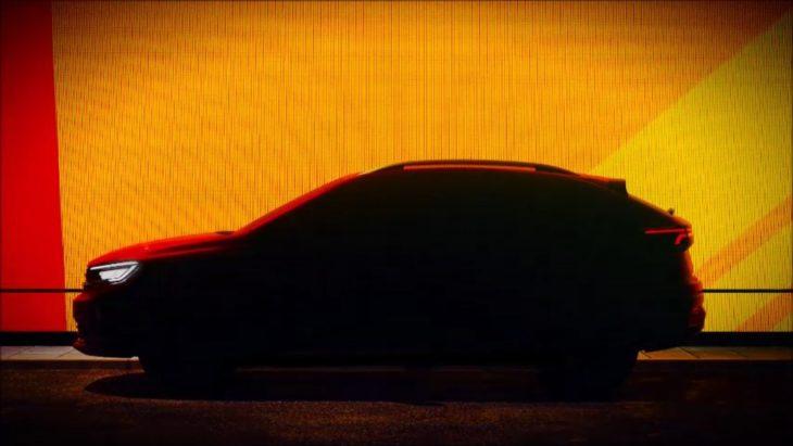 Novo carro da Volkswagen tem parte do visual mostrado e se chamará Nivus.