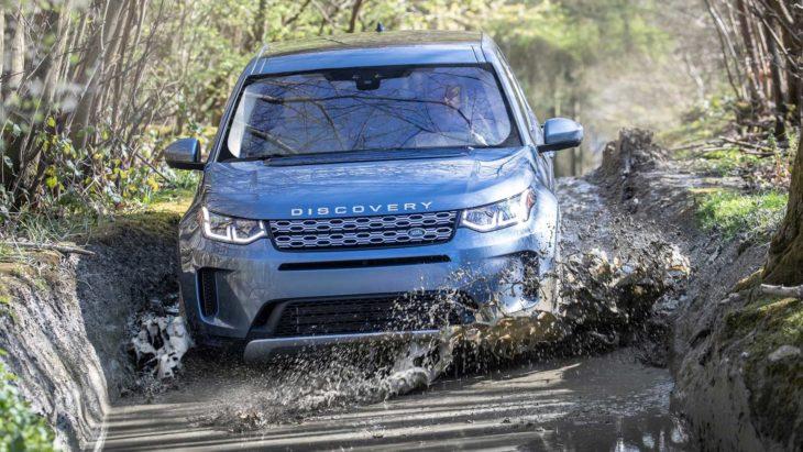 Novo Land Rover Discovery Sport chega ao Brasil.