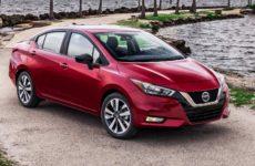 Novo Nissan Versa chegará ao Brasil em junho deste ano.