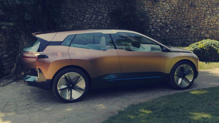 BMW vai lançar o iNEXT, primeiro veículo com tecnologia 5G.