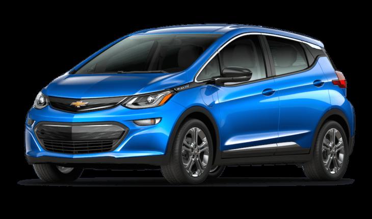 Chevrolet Bolt.