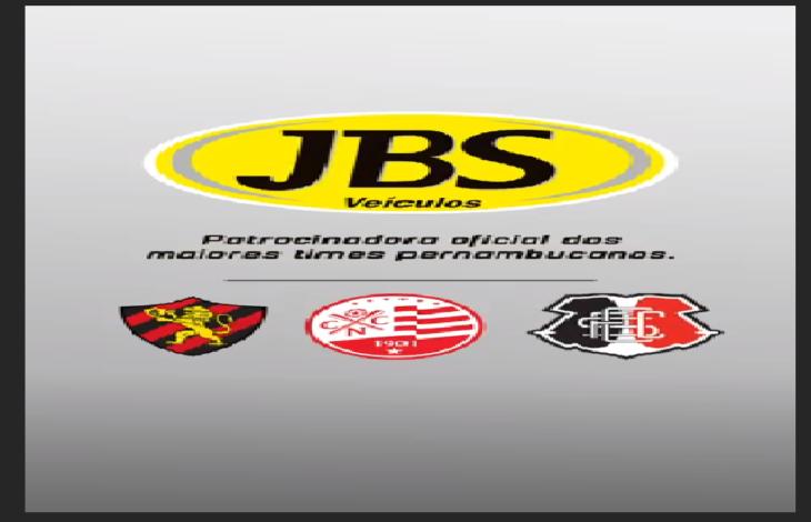 JBS patrocina times de PE