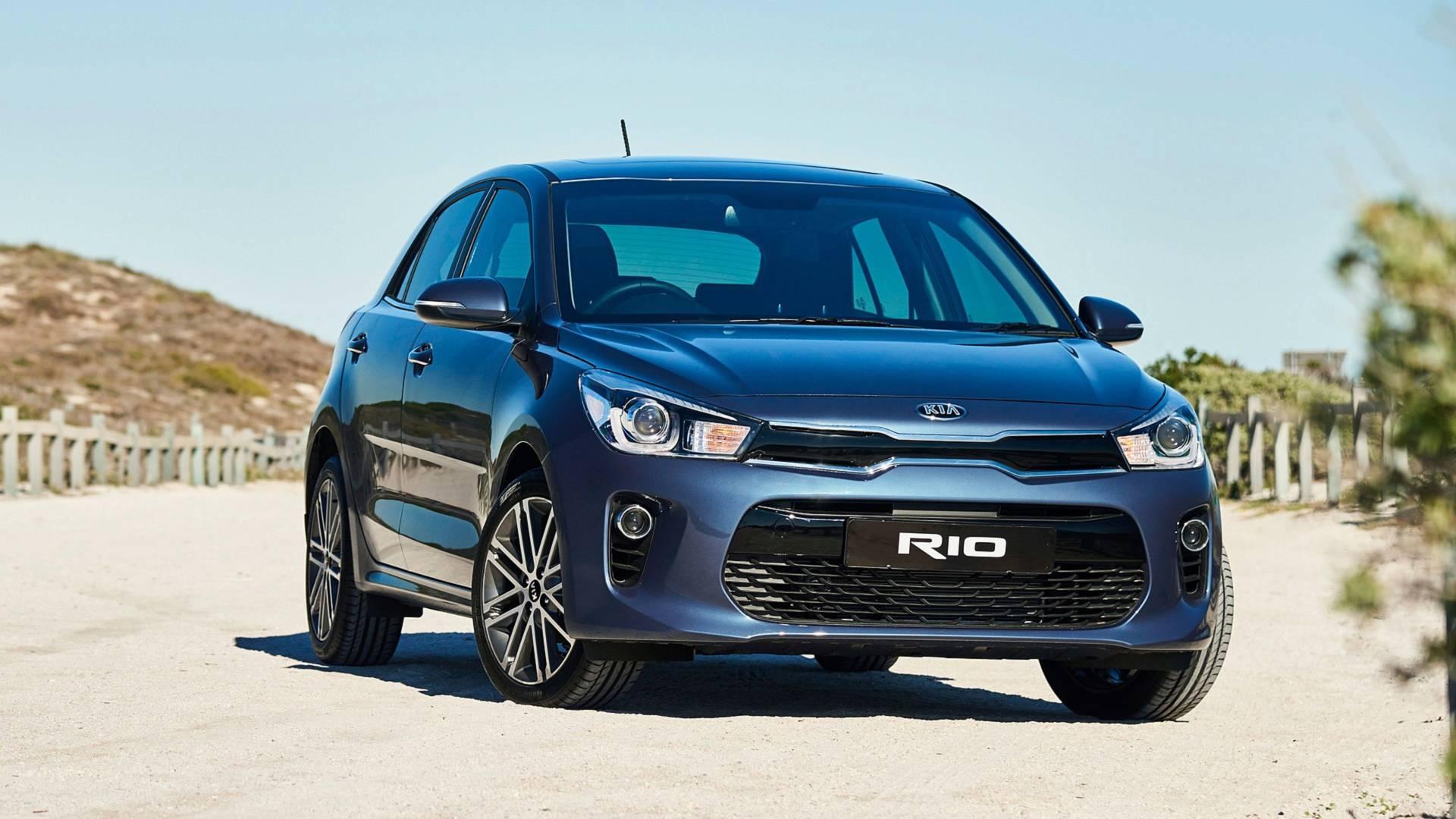 Novo Kia Rio tem preços anunciados.