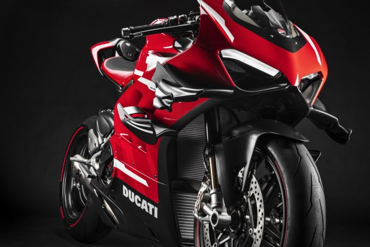 Ducati Superleggera tem preço surreal