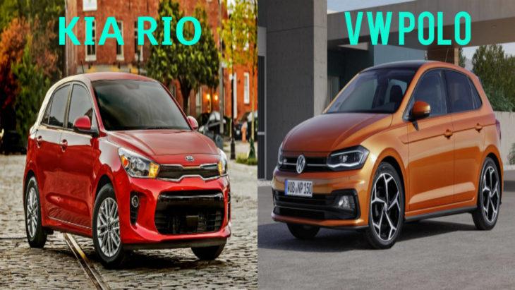 Kia Rio x VW Polo