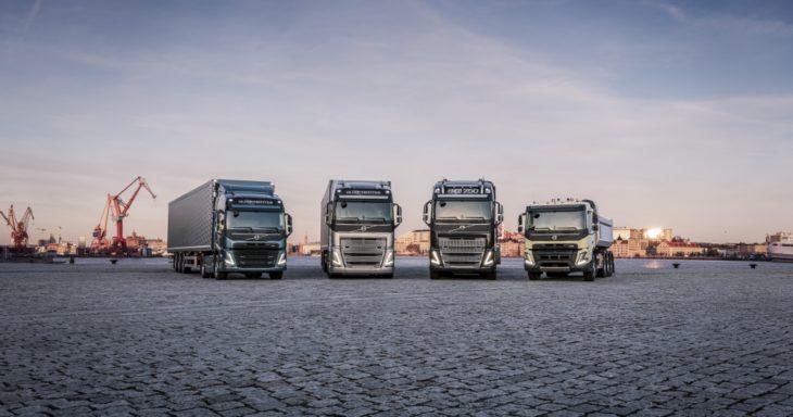 Caminhões Volvo