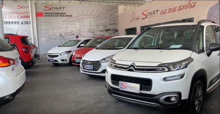 Start Automóveis