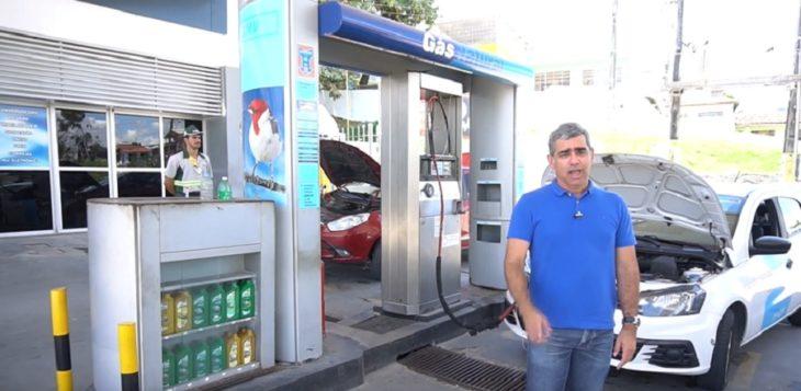 Carro Arretado ofertas e dicas de Gás Natural