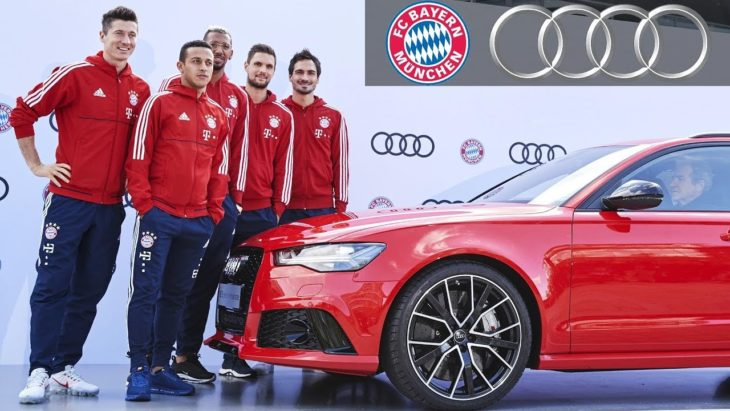 Bayern de Munique Audi