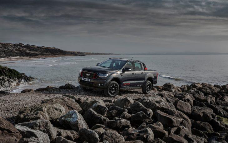 Ford Maverick será menor que a Ranger