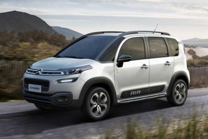 Recall do Citroën Aircross