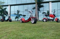 Shineray motos elétricas