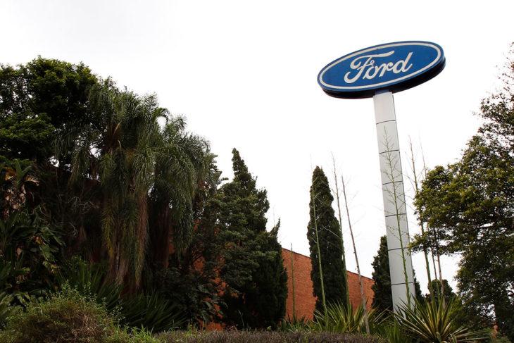 Fabrica da Ford