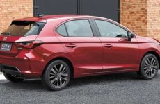 Novo Honda City Hatch
