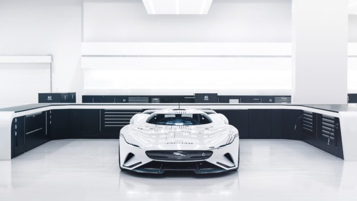 Gran Turismo Jaguar SV