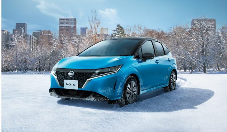 Note-e Nissan
